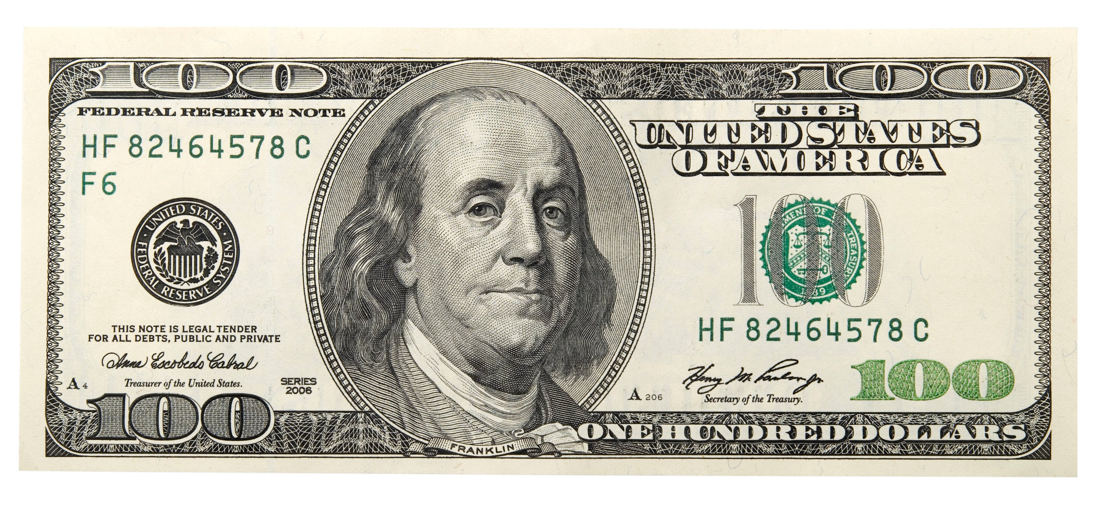 5 Smart Things to Do With $100 Right Now | The Motley Fool 100 Dollar Bill