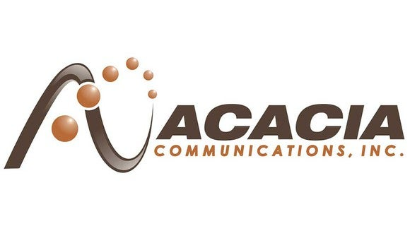 why acacia communications inc stock popped today the