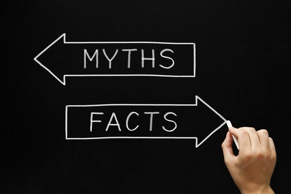 Getty Myths Facts