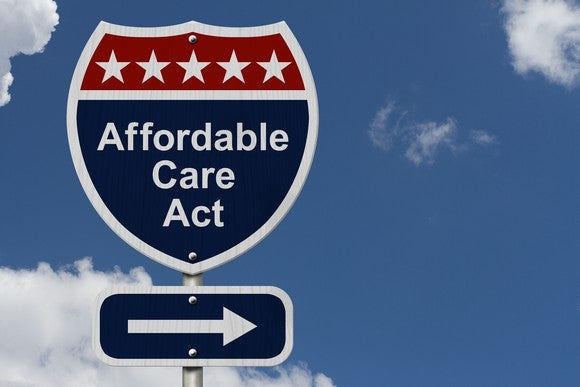 Getty Images Affordable Care Act Direction