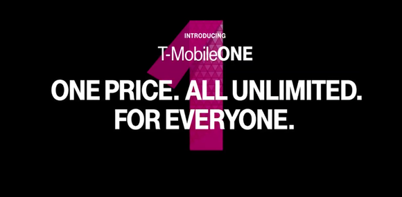 T Mobile One Unlimited Plan