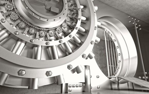 Bank Vault Gettyimages