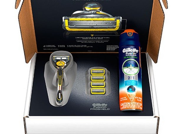 Gilette Pg Shave Club