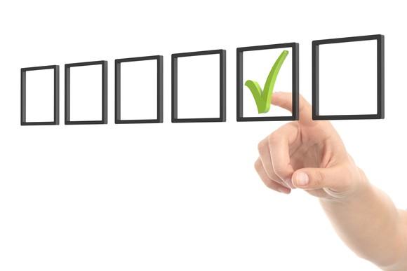 Getty Choosing Deciding