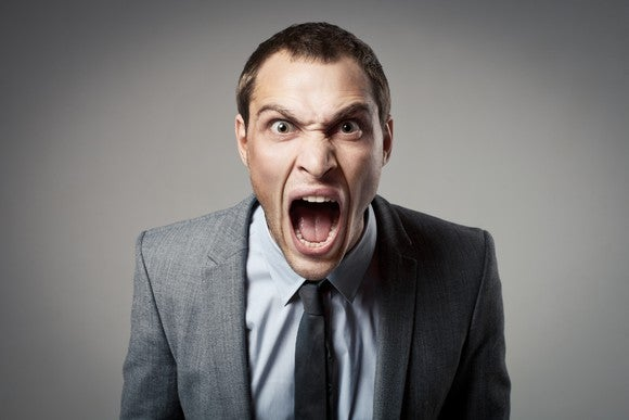 Guy Rage Getty Images