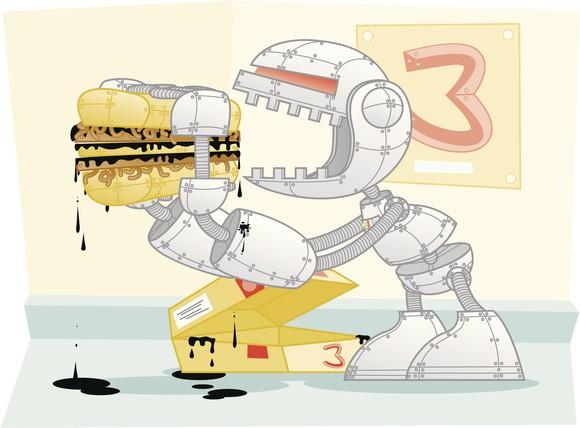 Robotburger
