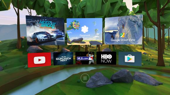 Google Daydream Mobile Vr
