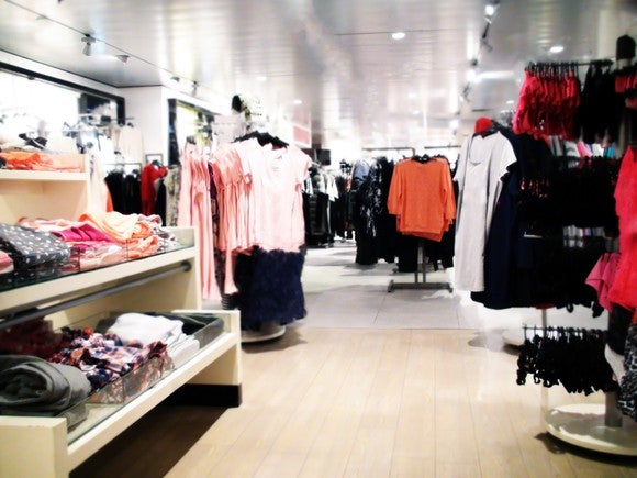 Clothing Department Store