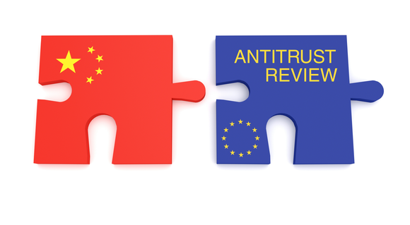 China Eu Antitrust Review Puzzle Pieces