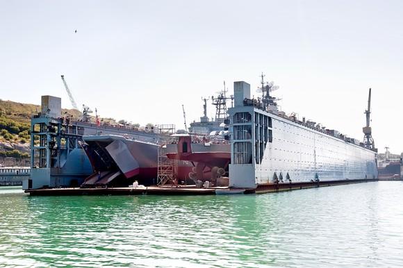 Military Drydock