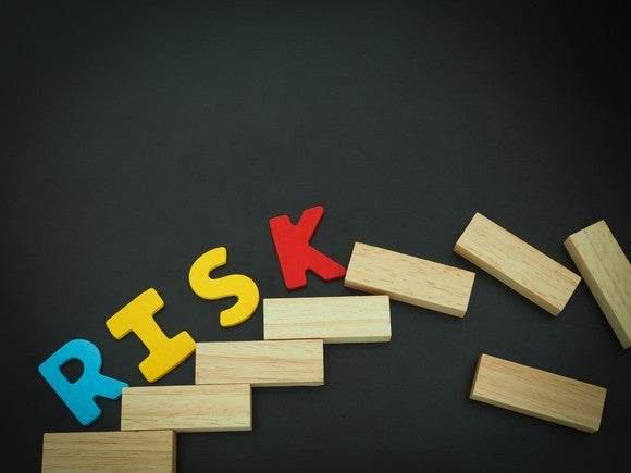 Risk Spelled Out Steps Getty