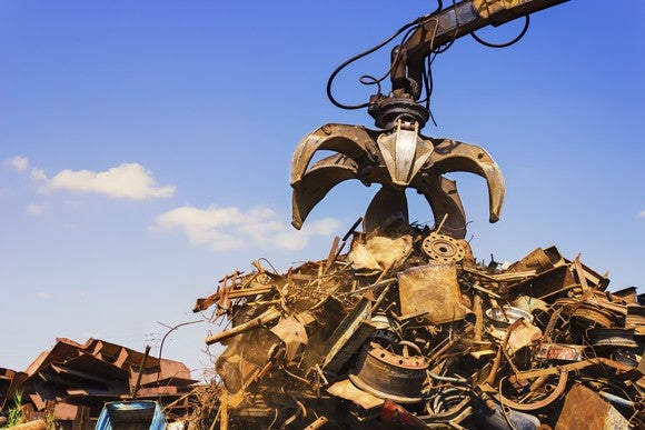 Getty Images Scrap Heap Salvage