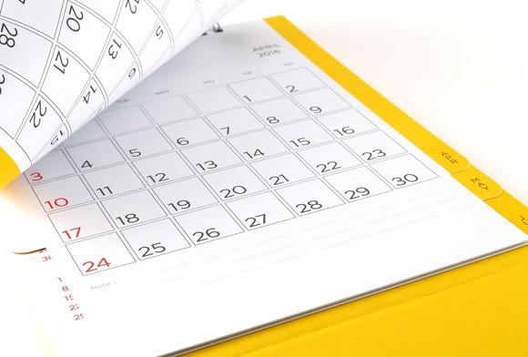 Calendar Gettyimages