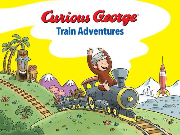 Curious George Train
