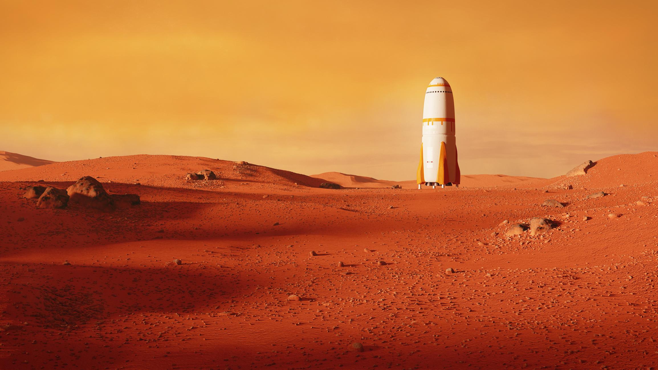 Mars market cap