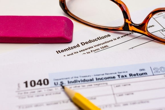 Getty Tax Deductions