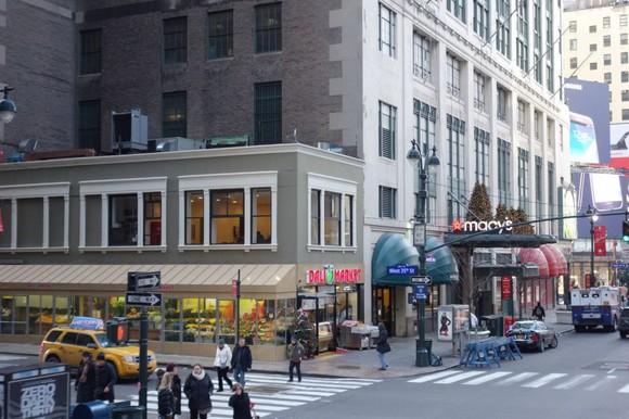 Retail Department Stores Macys Herald Square M