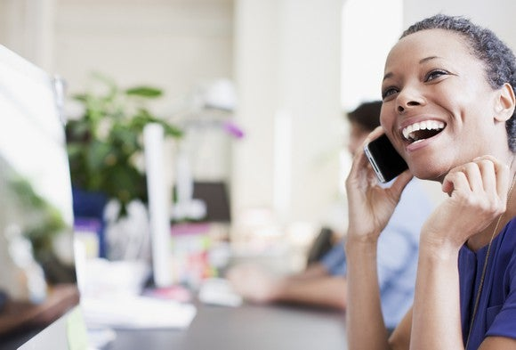 Phone Call Getty Images