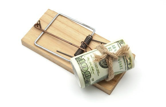 Money Mouse Trap Risk