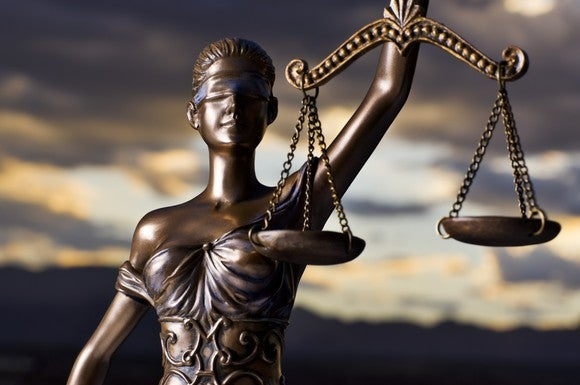Justice Statue Law Themis