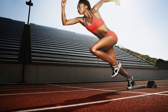Getty Images Athlete