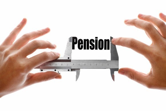 Pension Plan Retirement Getty