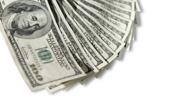 Getty Thousand Dollars