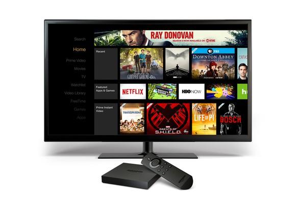 Amazon Fire Tv Ui Screen