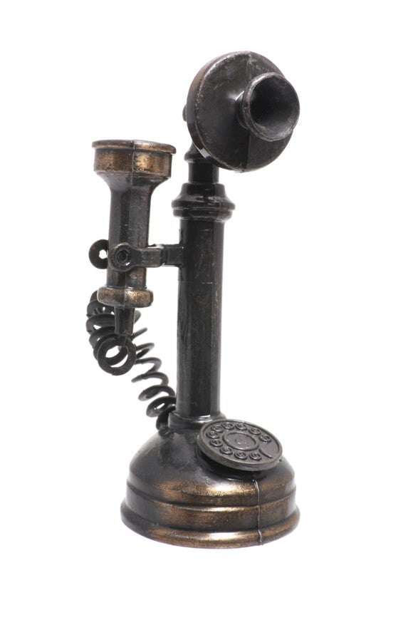 Old Fashioned Phone Getty