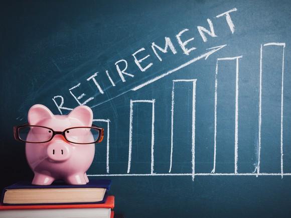 Getty Retirement Pig