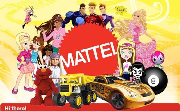 Mattel Brands Pic