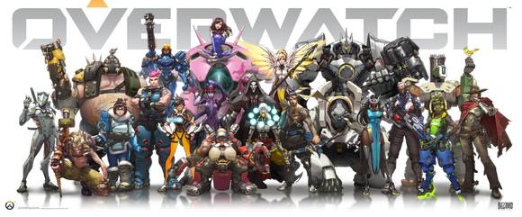 Overwatch Activision Blizzard