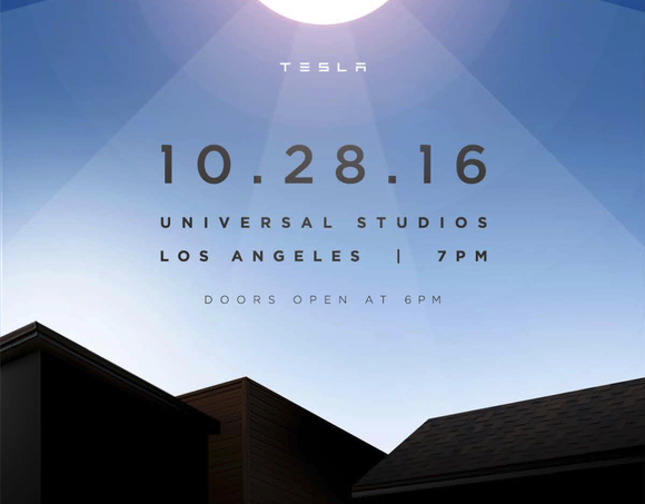 Tesla Solar Roof Announcement