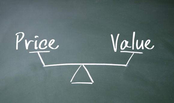 Price Value Performance Security Investors Cheap Stocks