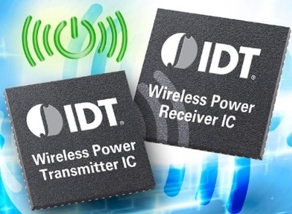 Idt Stock Wireless Power