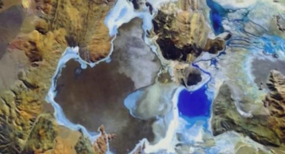 Fmc Lithium Natural Evaporation