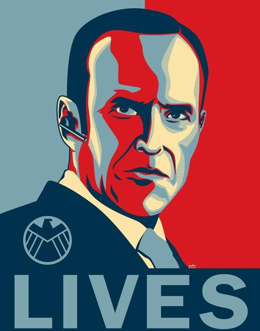Coulsonlives Poster From Twitter