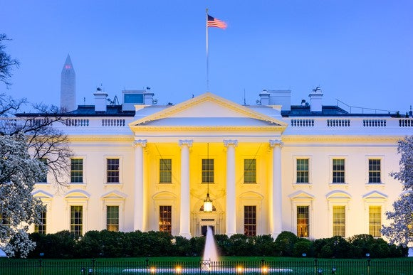 Getty White House