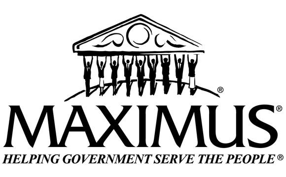 Maximus Stock Logo