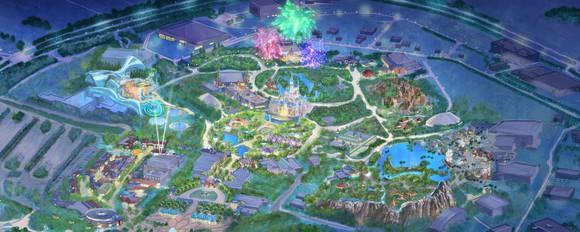 Disney Shanghai Disney