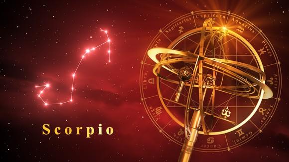Scorpio Zodiac Constellation Stars