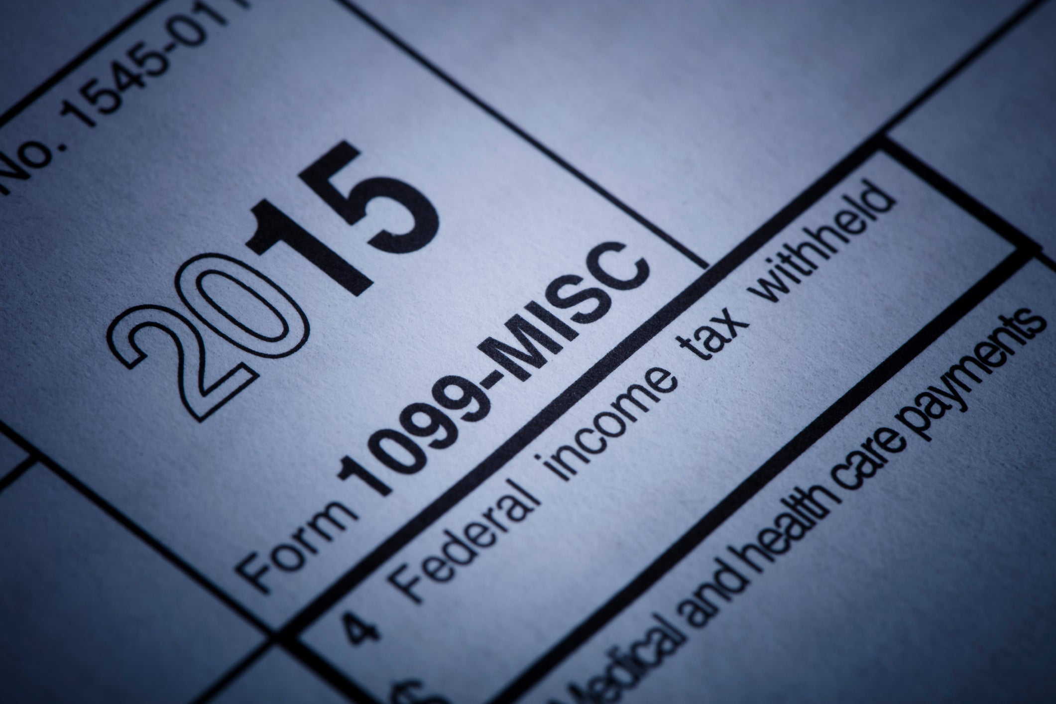 5 Things Your 1099 Tax Form Can Tell You The Motley Fool