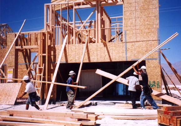 Homebuilder Not Getty