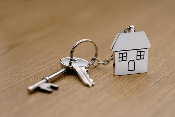 Keys New Home Not Getty