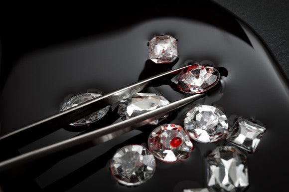 Blood Diamonds Conflict Risk Socially Responsible Investing Sri Getty
