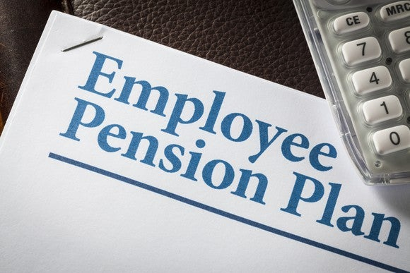Pension Plan Gettyimages