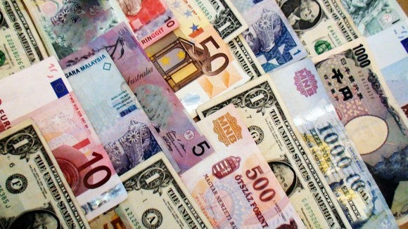 Diversification International Currency Assets Investment Risk