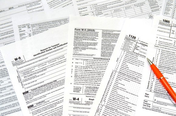 The 5 Most Important Tax Forms You Should Know About The Motley Fool
