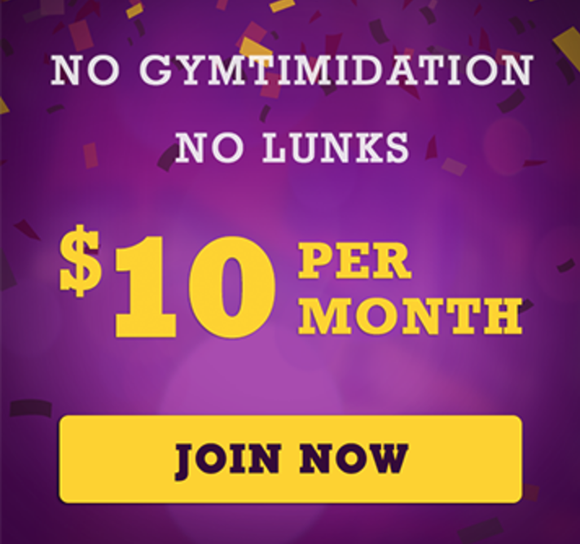 Plnt No Lunks Planet Fitness