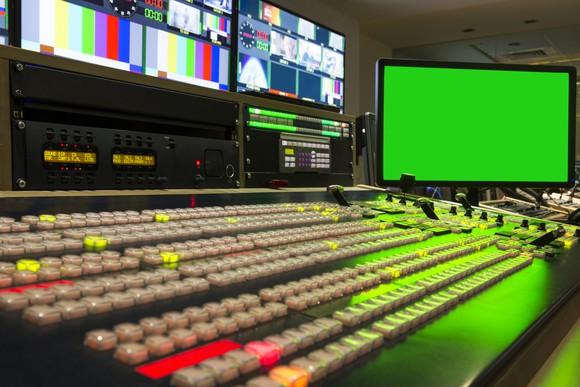 Getty Newsroom Broadcast
